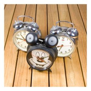 Mickey Mouse clock & Diamond clocks