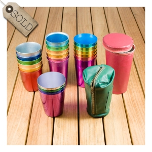 aluminium beaker collection