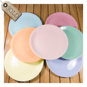 moonglo dinner plates