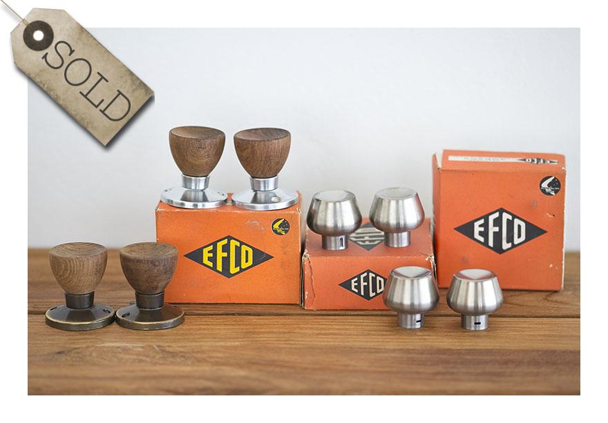 EFCO door handles