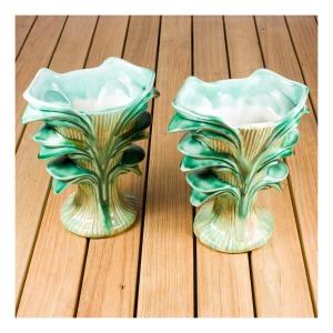 50s kitschy vases