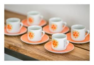 Kelco espresso set 'Tulip'