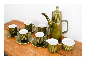 'Impact' coffee set by British Anchor