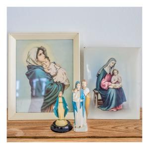 50s religious icons