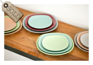 harlequin plates