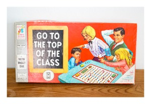 Go to the Top of the Class board game
