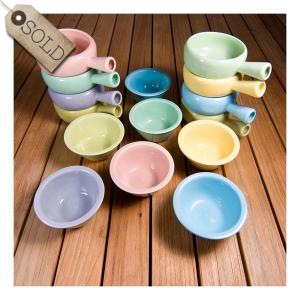 Diana ramekins & condiment bowls