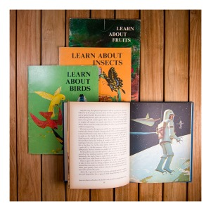 "'Learn About' books & ""Space Flight'"