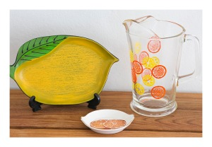 60s oranges & lemons