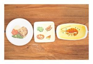70s realism plates
