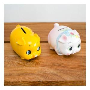 retro piggy banks
