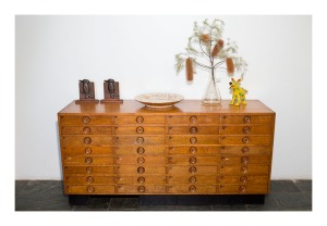 1920s habberdashery drawers