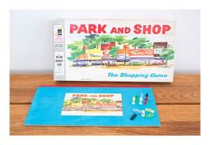 Shop and Park game