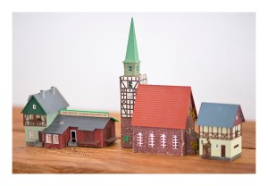 Berlin miniature railways scale models