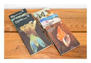 Retro Australian nature books