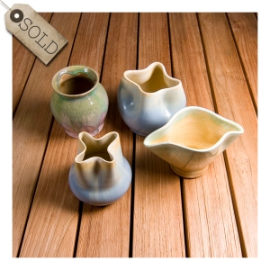Australian pottery, Remued
