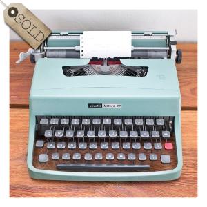 olivetti 'lettera' 1963