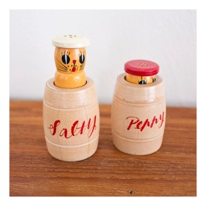 60s S & P shakers