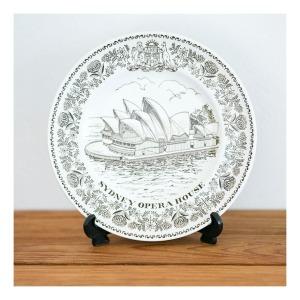 Sydney Opera House souvenir plate