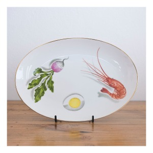 Oven Master plate, 1960s