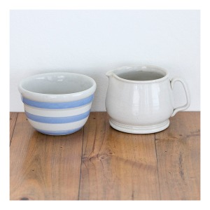 Bakewells bowl and jug