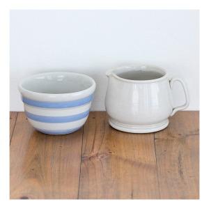 Bakewells bowl and jug