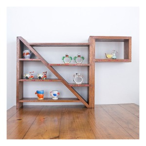 Apprentice piece miniature bookcase