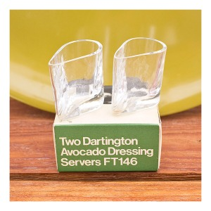 Darlington Avocado Dressing Servers