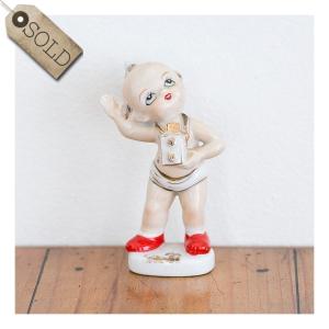1920s kewpie figurine