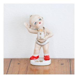 20s kewpie figurine