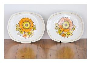 Ridgway 'Soleil' platters
