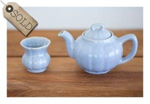 McCredie teapot, 1940s