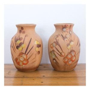 Vintage 30s posy vases
