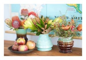 vintage Newtone vases