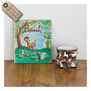 50s Bambi planter