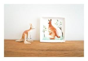 Kangaroos- c. 60s & 70s