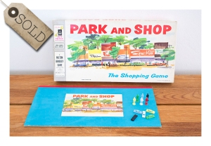 Park and Shop game