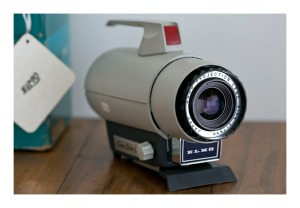 Elmo slide projector [60s]