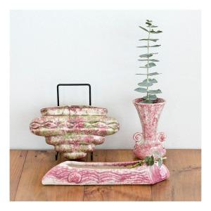 Pates pottery vases [50s]