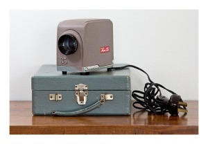 Minolta 'Mini' slide projector [1950s]