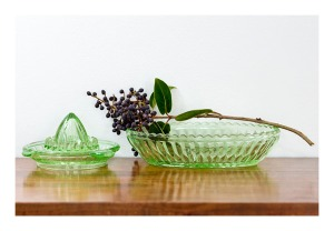 Australian depression glass
