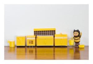 Jean kitchen doll furniture [60s]