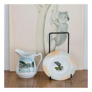 40s Australian souvenirware