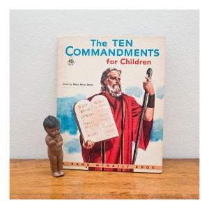 The Ten Commandments for Children, 1956