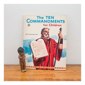 The Ten Commandments for Children, 1956