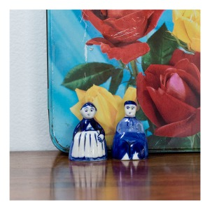 Delfts Blue salt & pepper shakers