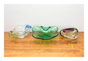 60s Australian studio art glass