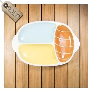 Coronet platter