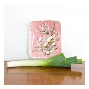 Studio Anna 'Pincushion Hakea' plate