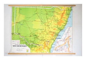 Old School Map No 112 NSW